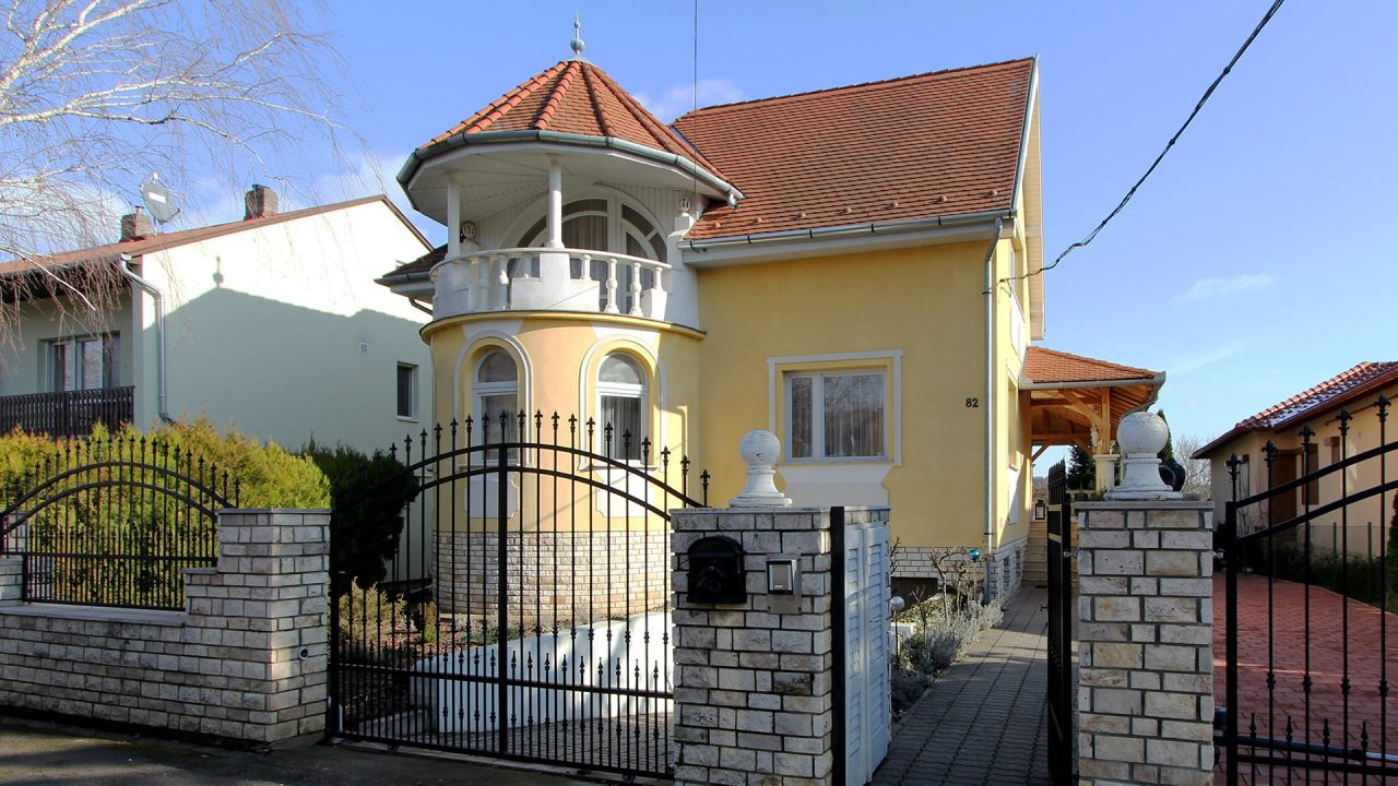 Дом в Хевизе, Венгрия, 430 м2 - фото 1