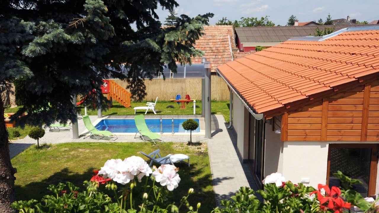 Дом в Хевизе, Венгрия - фото 1