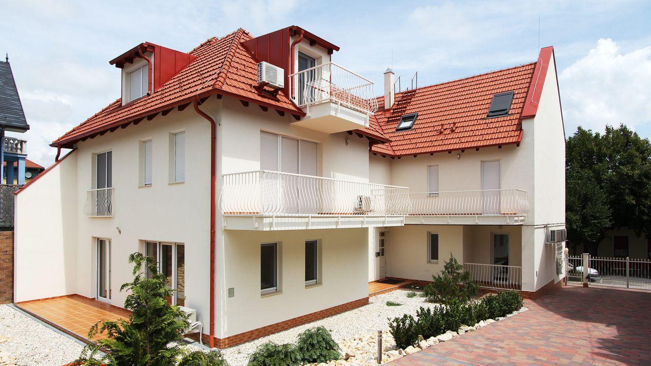 Апартаменты в Хевизе, Венгрия, 91 м2 - фото 1