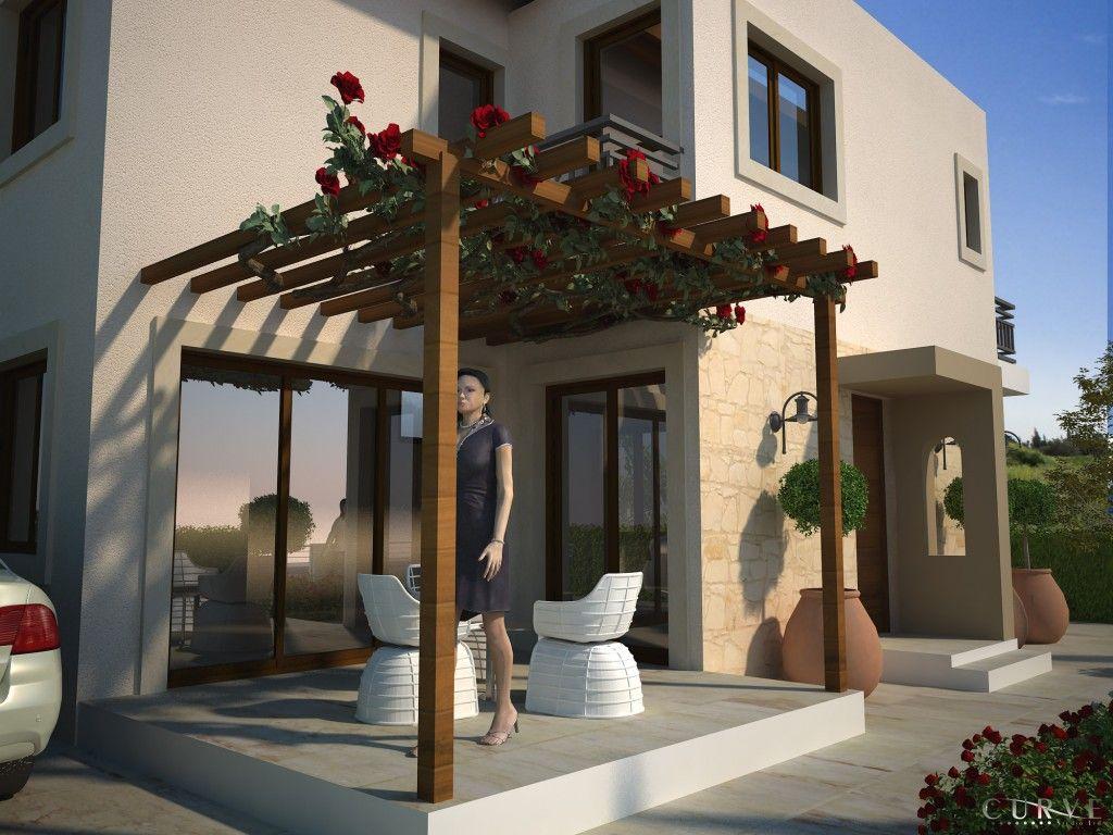 Вилла в Протарасе, Кипр, 151 м2 - фото 1