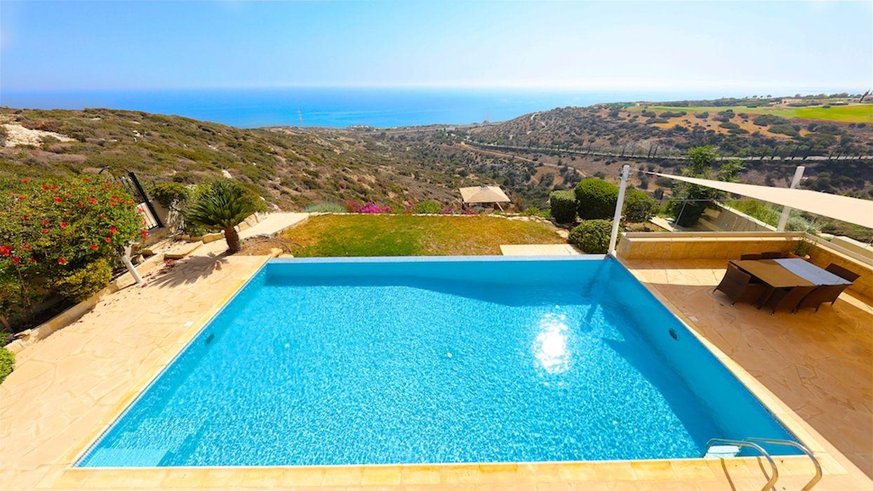 Вилла в Пафосе, Кипр, 1765 м2 - фото 1