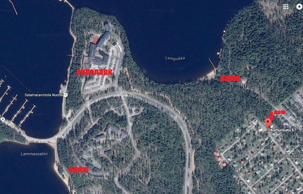 Дом в Иматре, Финляндия, 1200 м2 - фото 1