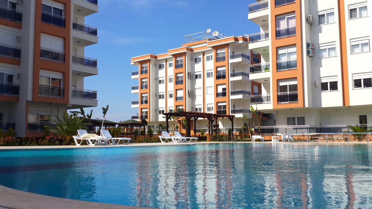 Квартира в Анталии, Турция, 95 м2 - фото 1