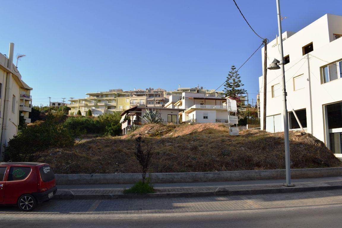 Земля в Ретимно, Греция, 500 м2 - фото 1