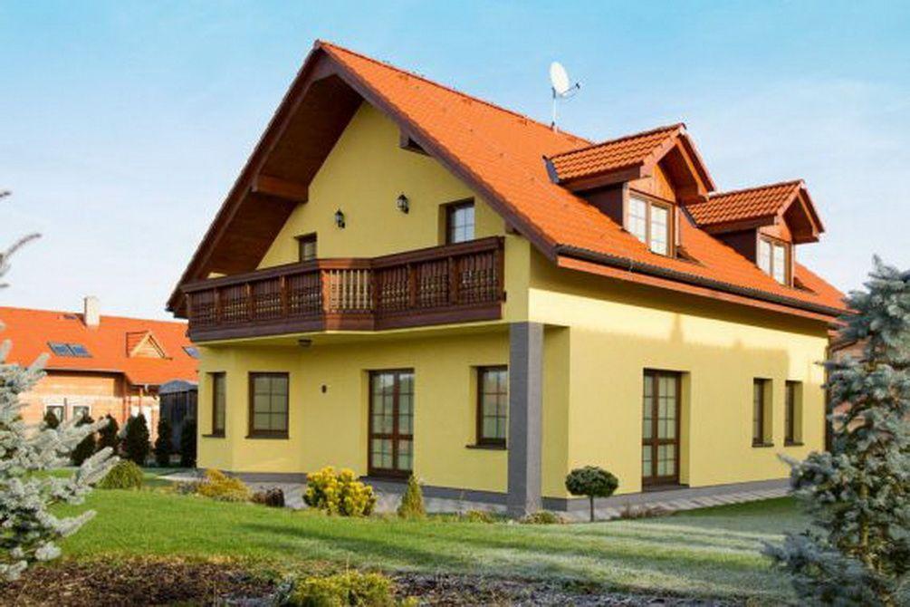Коттедж в Карловых-Варах, Чехия, 218 м2 - фото 1