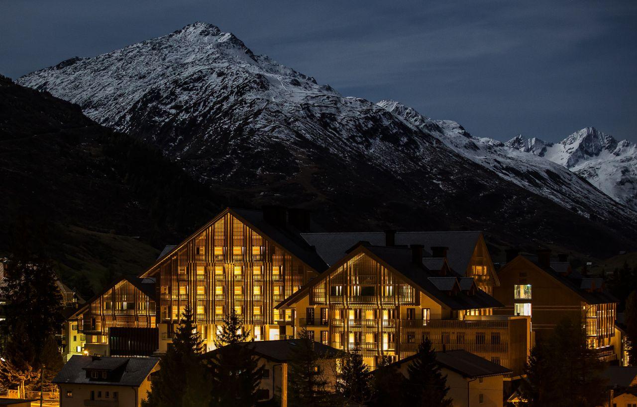 Апартаменты в Андерматте, Швейцария, 150 м2 - фото 1