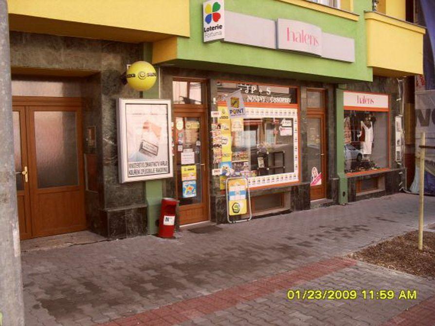 Магазин в Карловых-Варах, Чехия, 143 м2 - фото 1