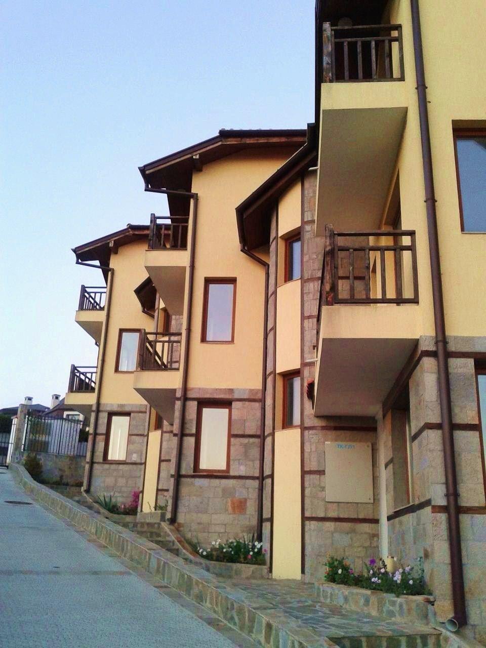 Апартаменты в Созополе, Болгария, 49 м2 - фото 1