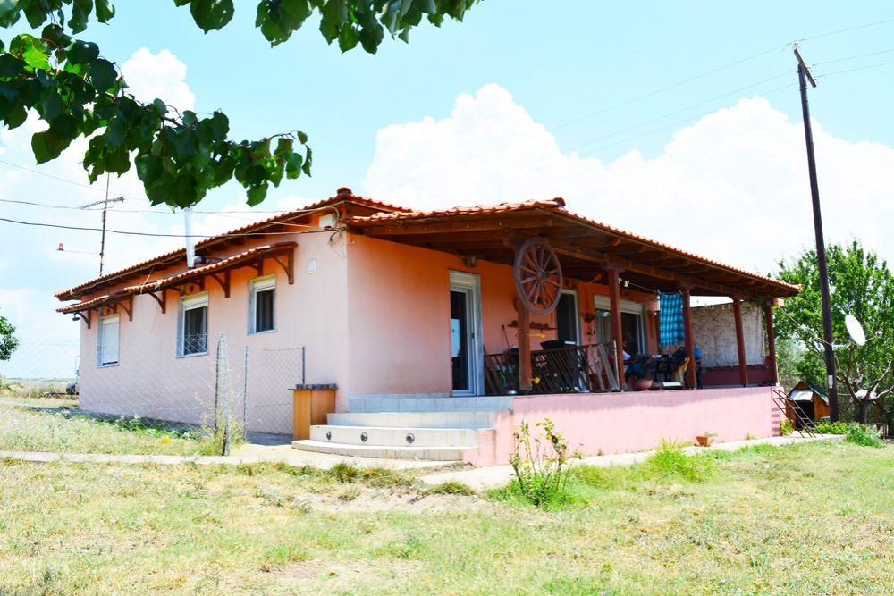 Дом в Халкидики, Греция, 110 м2 - фото 1