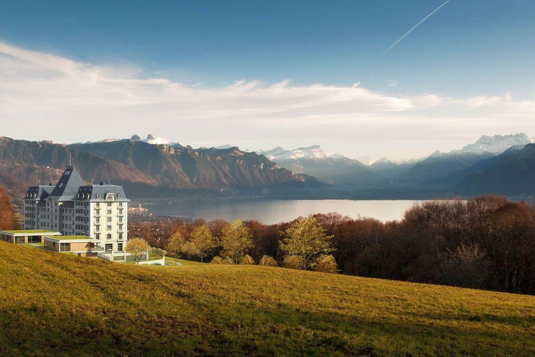 Апартаменты в Женеве, Швейцария, 200 м2 - фото 1
