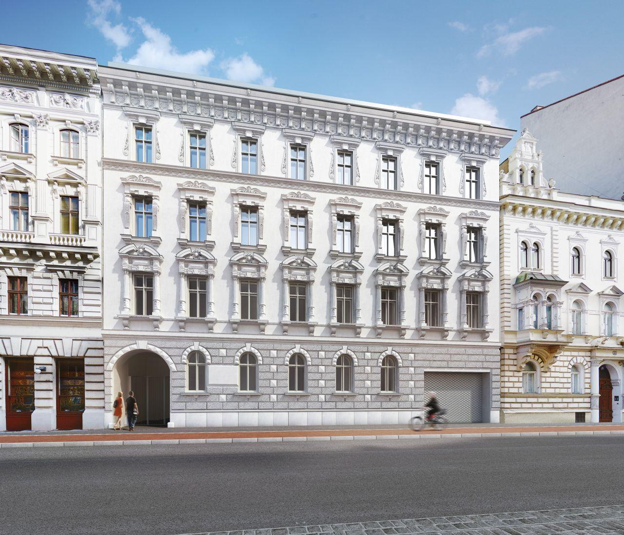 Апартаменты в Вене, Австрия, 52 м2 - фото 1