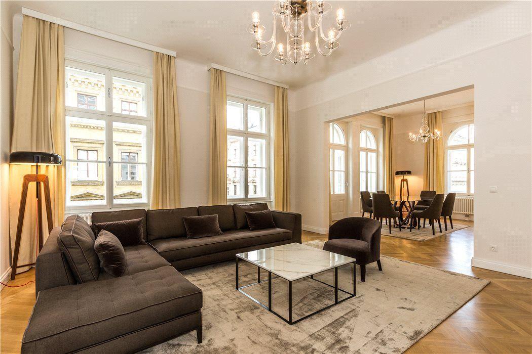 Апартаменты в Вене, Австрия, 155 м2 - фото 1