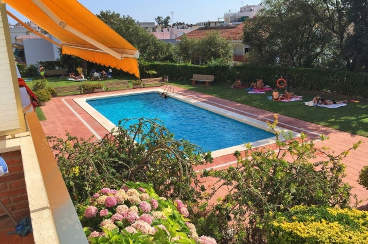 Квартира на Льорет-де-Мар, Испания, 32 м2 - фото 1