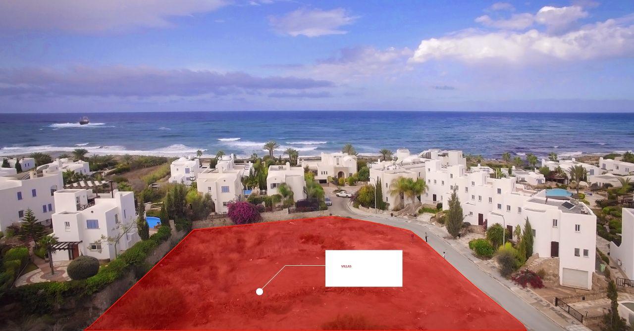 Инвестиционный проект в Пафосе, Кипр, 600 м2 - фото 1