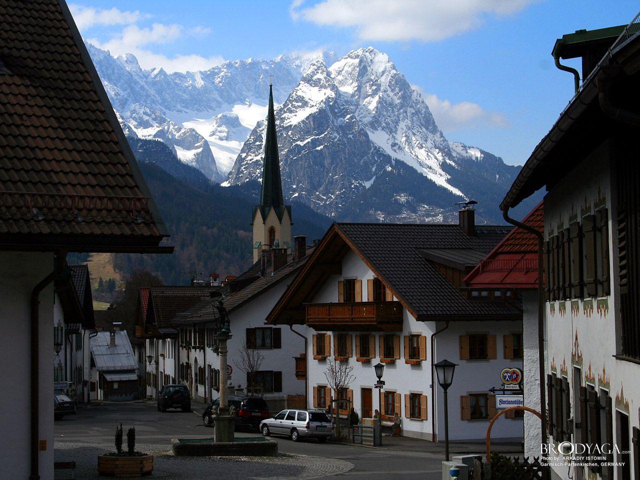 Отель, гостиница в Гармиш-Партенкирхене, Германия, 4250 м2 - фото 1