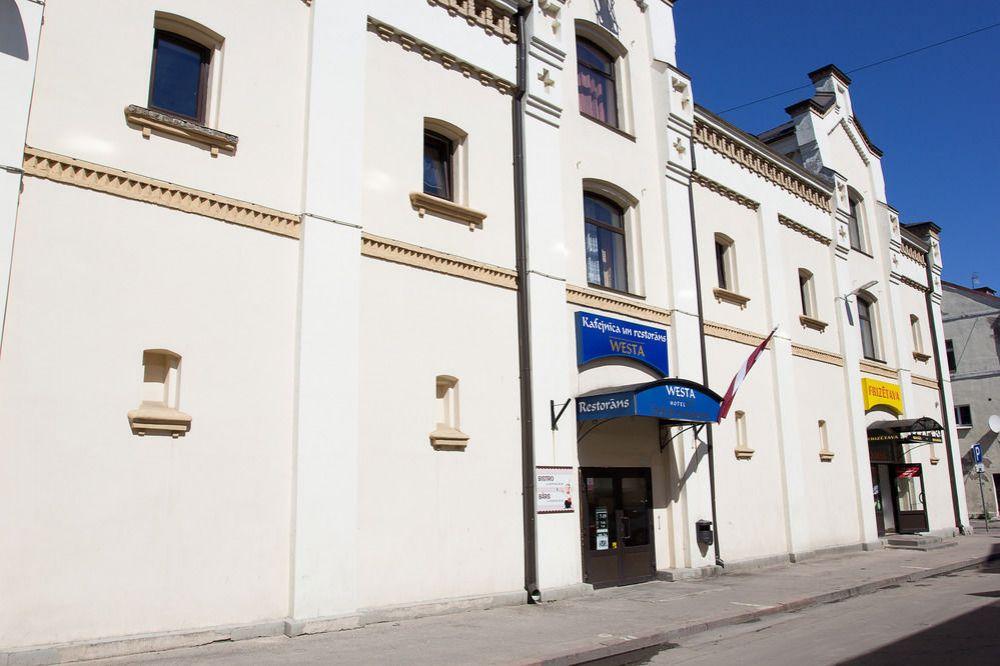 Отель, гостиница в Риге, Латвия, 1721 м2 - фото 1