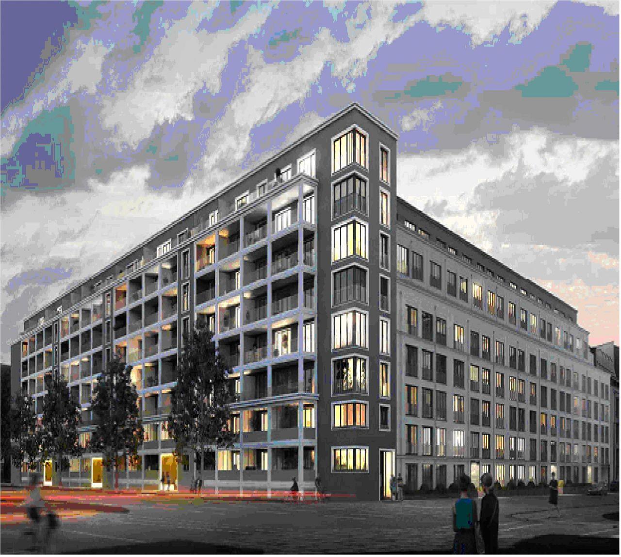 Квартира в Мюнхене, Германия, 41.24 м2 - фото 1