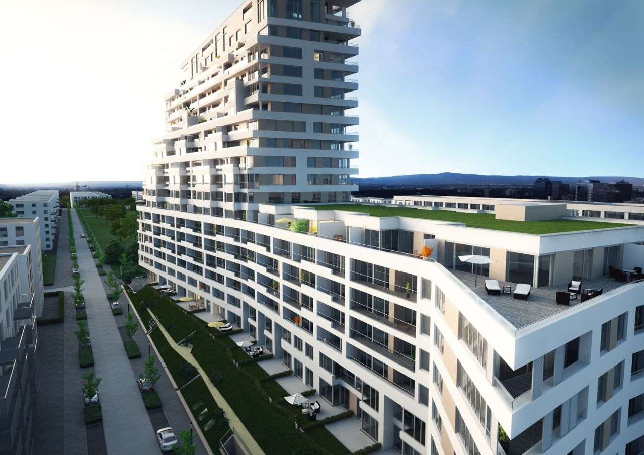Коммерческая недвижимость во Франкфурте-на-Майне, Германия, 846 м2 - фото 1