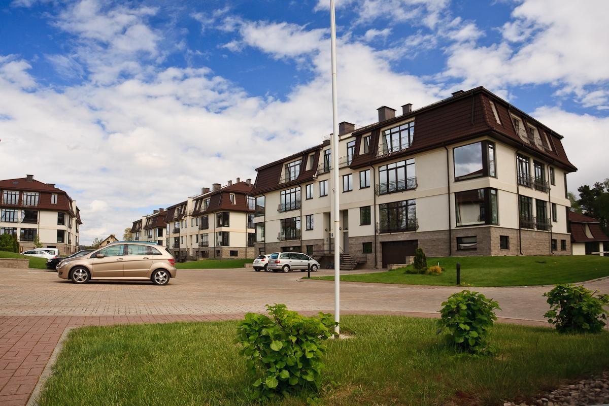 Апартаменты в Риге, Латвия, 106 м2 - фото 1