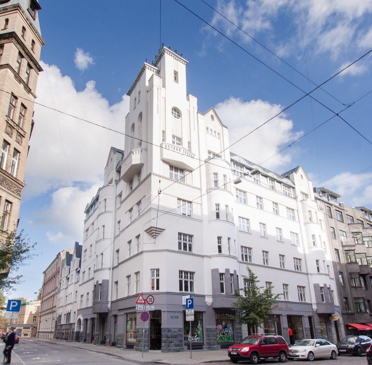 Квартира в Риге, Латвия, 61 м2 - фото 1