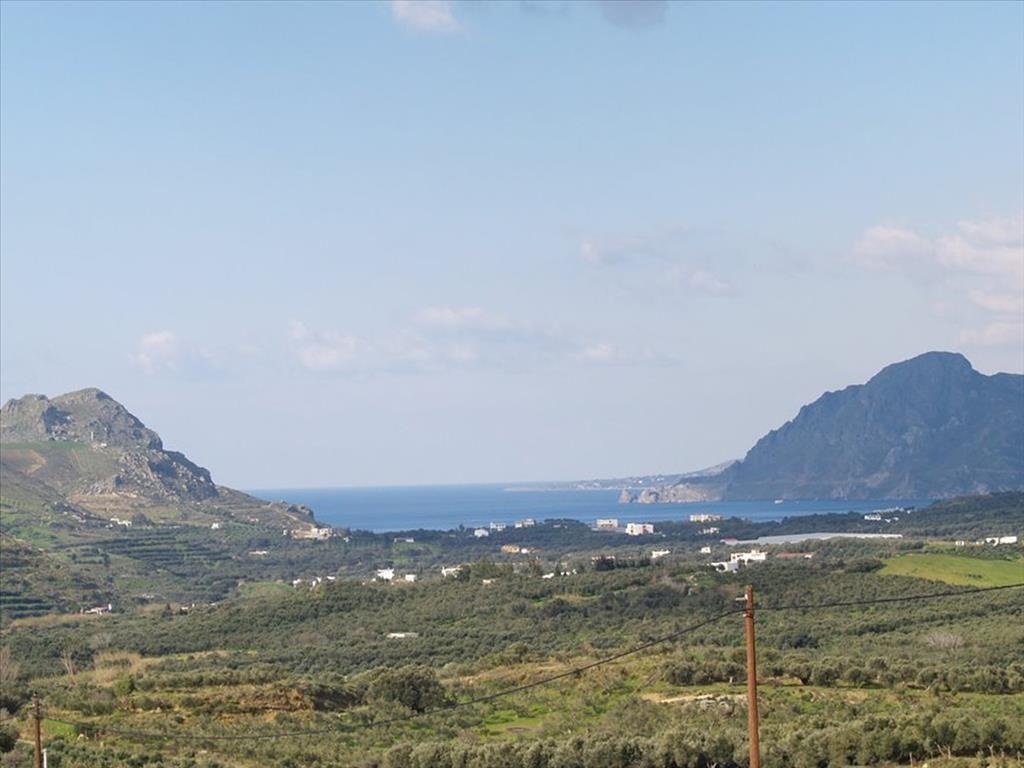 Земля в номе Ретимно, Греция, 8400 м2 - фото 1