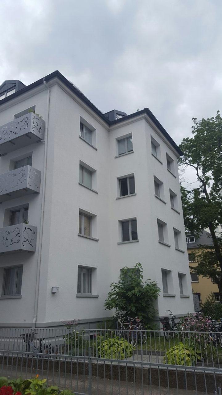 Доходный дом во Франкфурте-на-Майне, Германия, 884 м2 - фото 1