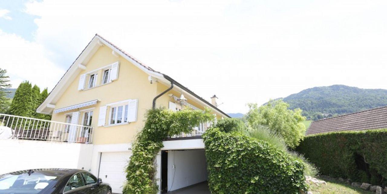 Вилла в Монтрё, Швейцария, 200 м2 - фото 1