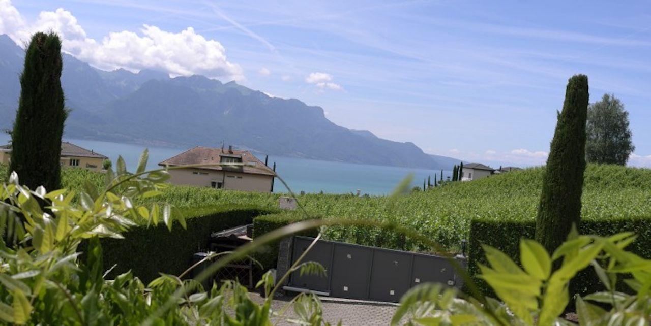 Вилла в Монтрё, Швейцария, 200 м2 - фото 9