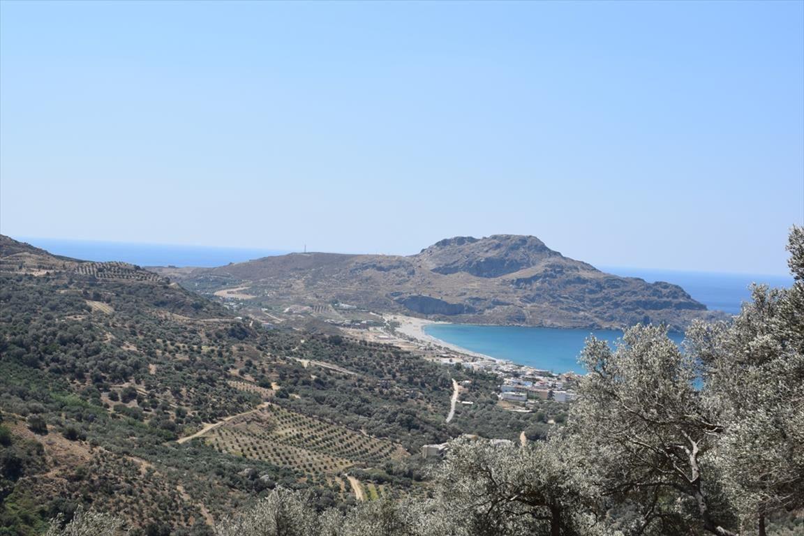 Земля в номе Ретимно, Греция, 2730 м2 - фото 1