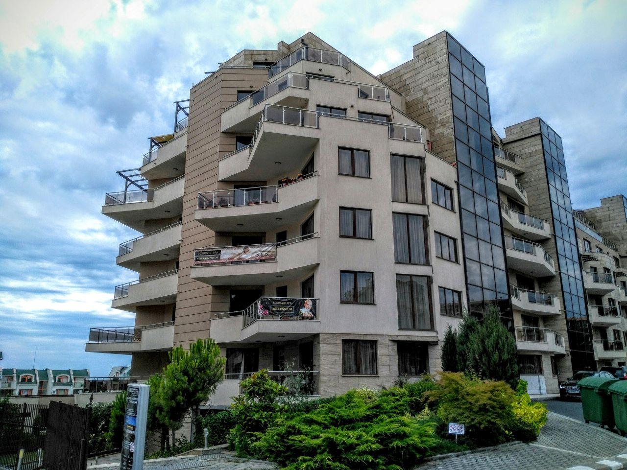 Апартаменты в Святом Власе, Болгария, 125.33 м2 - фото 1
