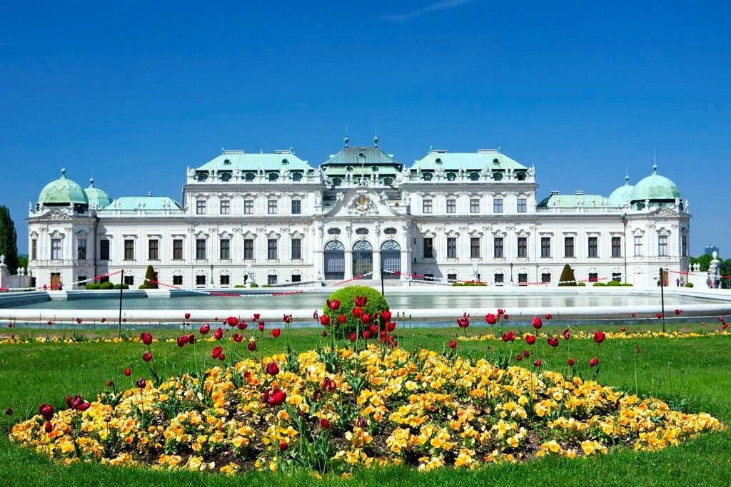Отель, гостиница в Вене, Австрия, 5700 м2 - фото 1