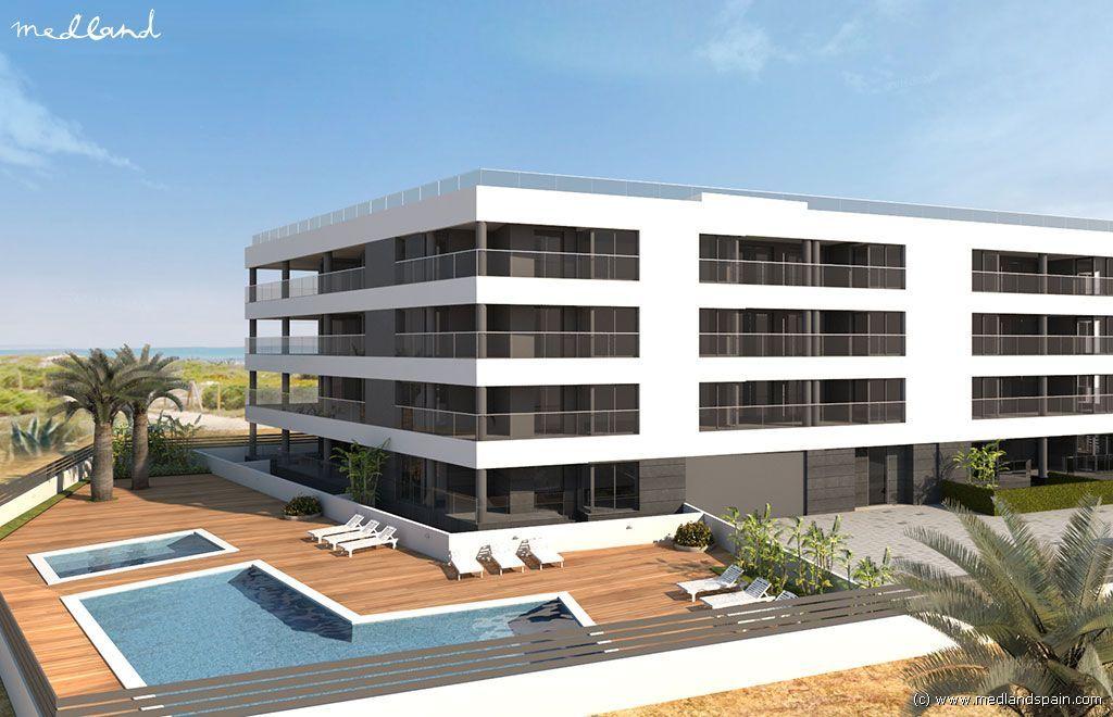 Апартаменты в Ла Мата, Испания, 93 м2 - фото 1
