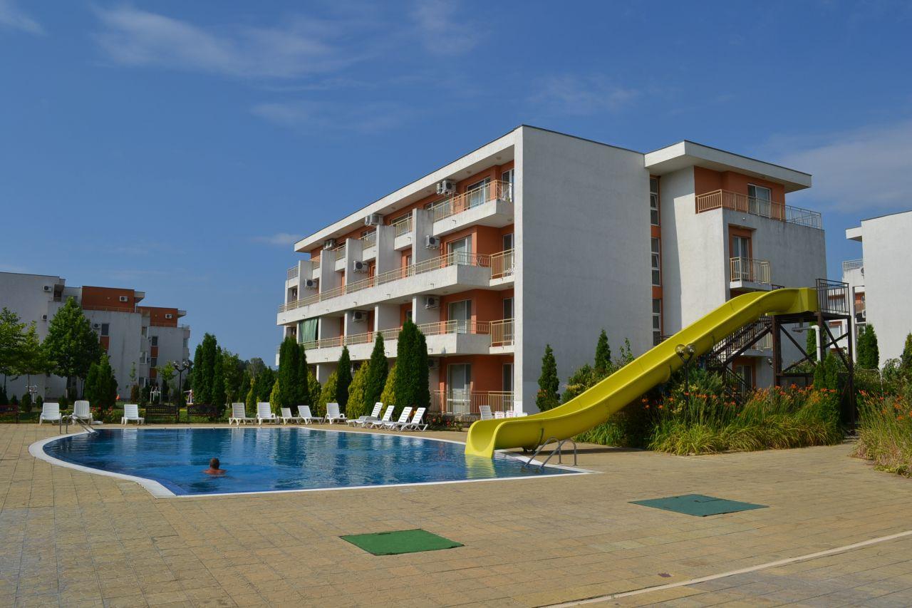 Студия на Солнечном берегу, Болгария, 45 м2 - фото 1