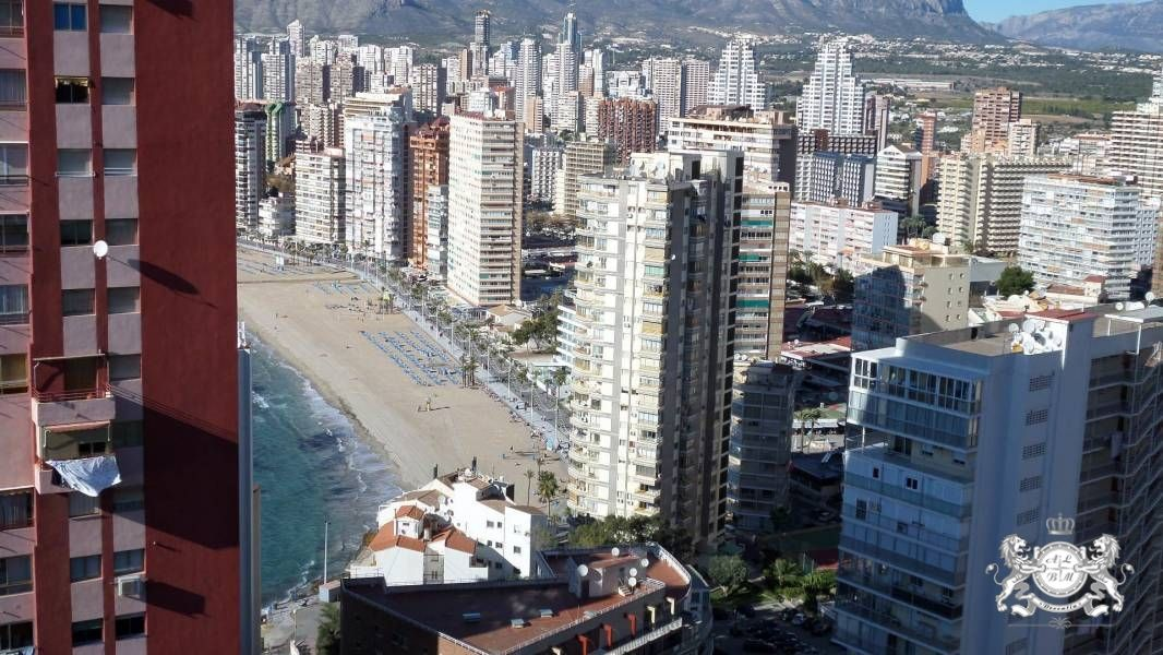 Апартаменты в Бенидорме, Испания, 55 м2 - фото 1