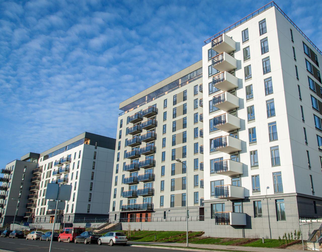 Апартаменты в Риге, Латвия, 92 м2 - фото 1