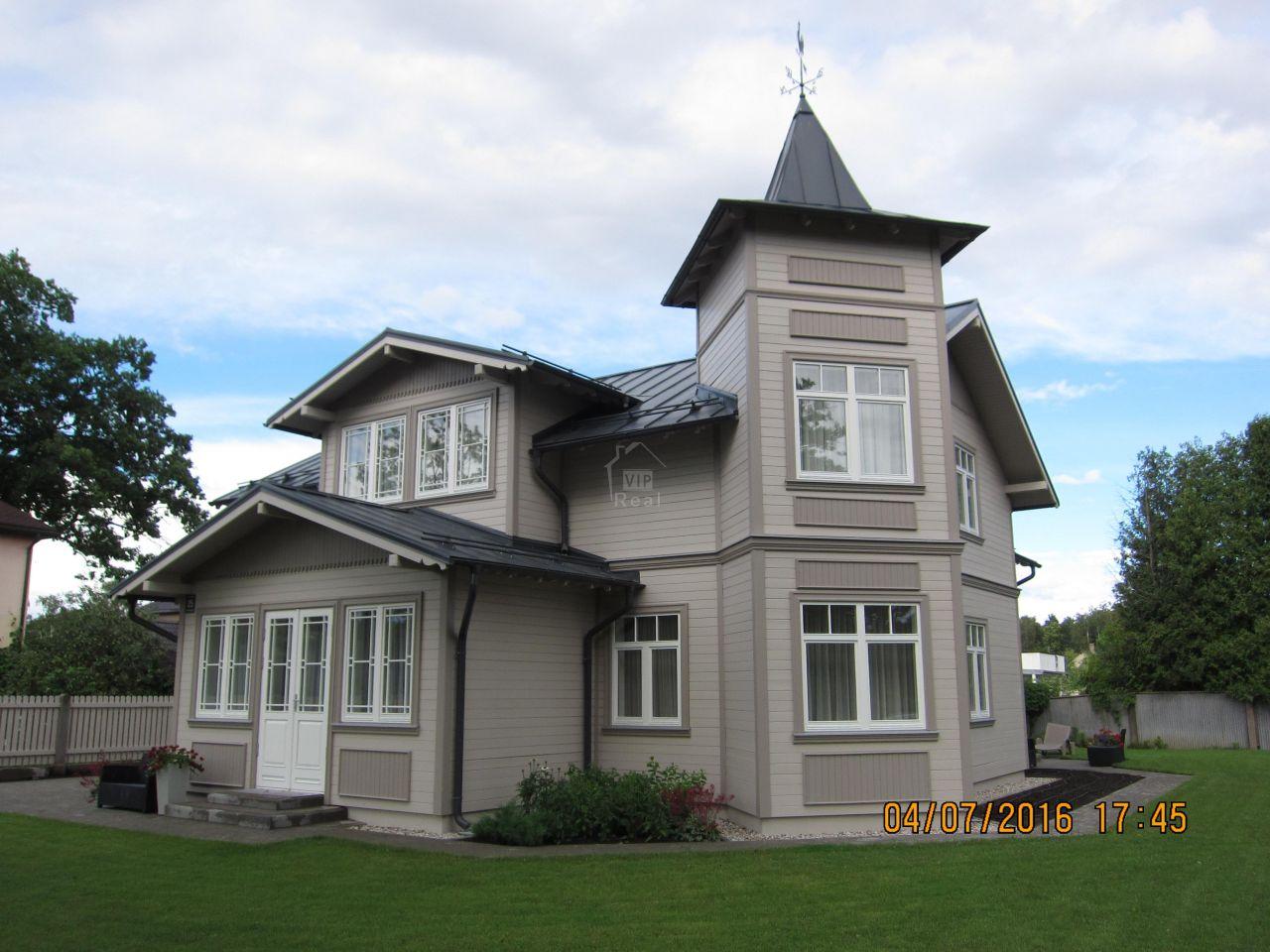 Дом в Юрмале, Латвия, 822 м2 - фото 1