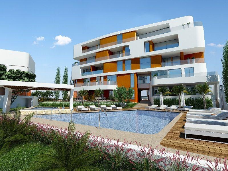 Апартаменты в Лимассоле, Кипр, 135 м2 - фото 1
