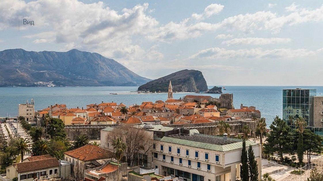 Апартаменты в Будве, Черногория, 80 м2 - фото 1