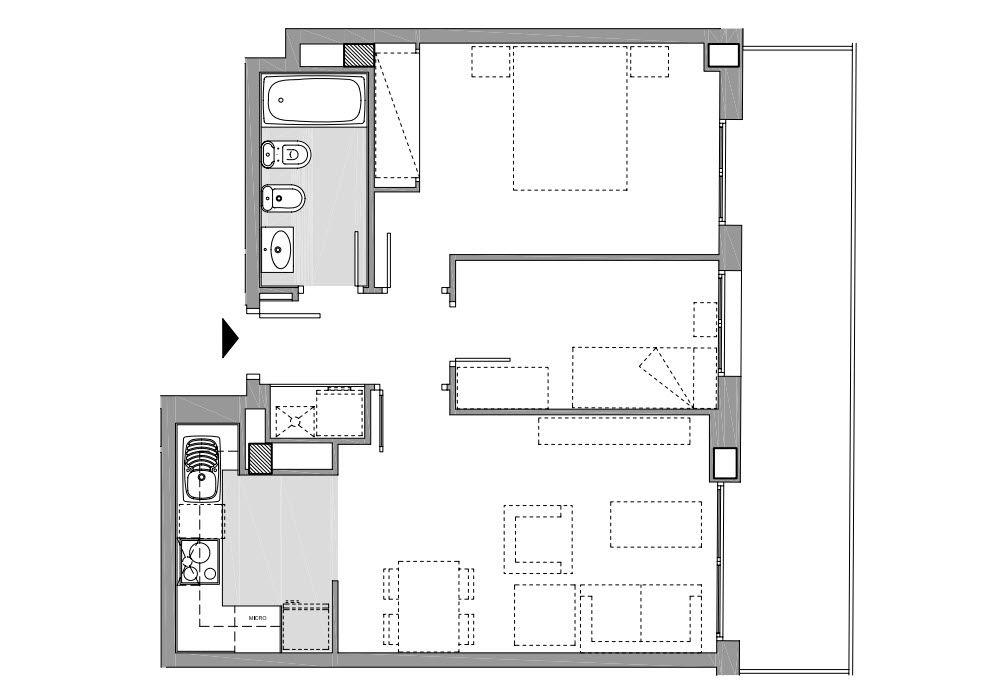 Апартаменты в Барселоне, Испания, 57103 м2 - фото 1