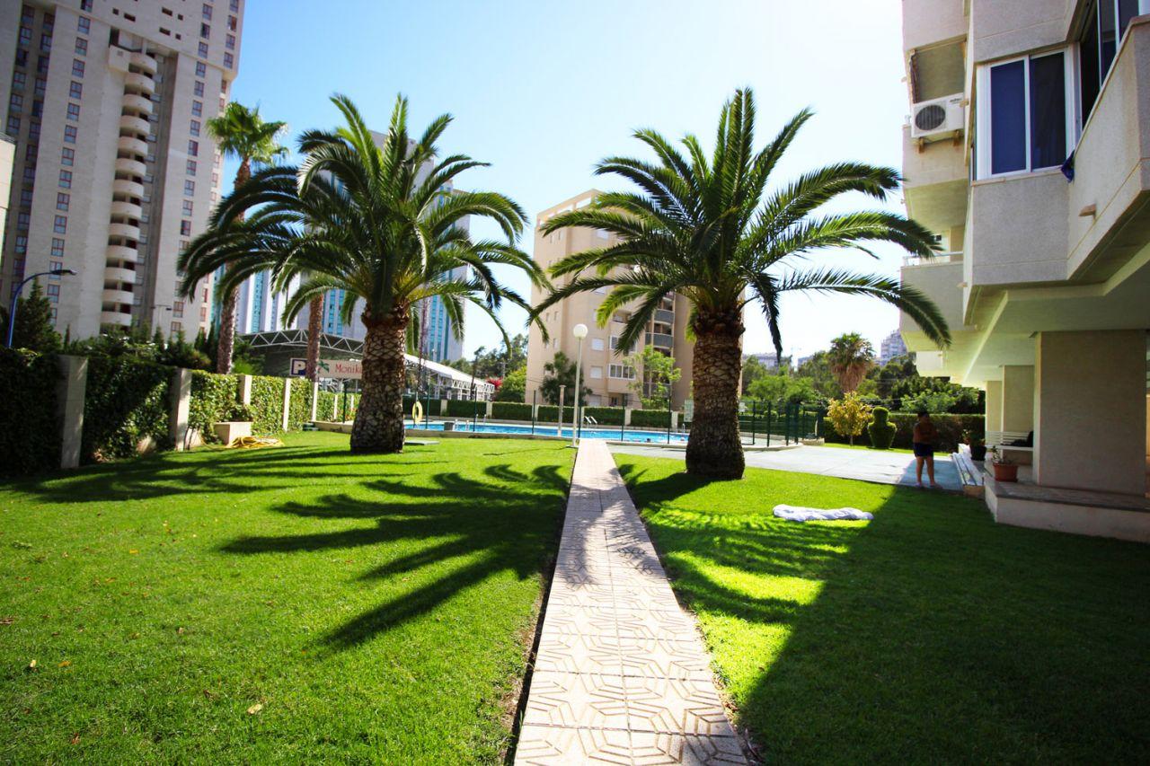 Город бенидорм испания купить квартиру