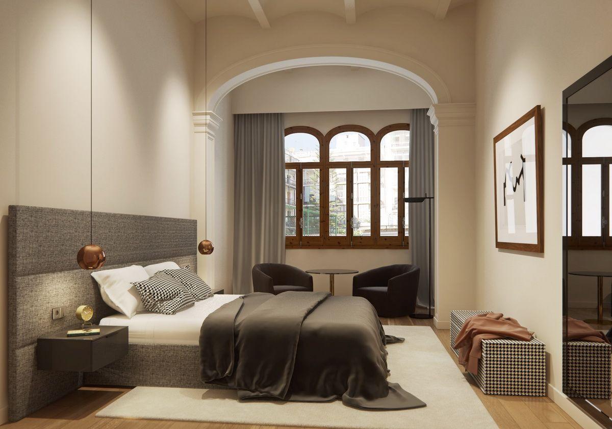 Апартаменты в Барселоне, Испания, 122 м2 - фото 1