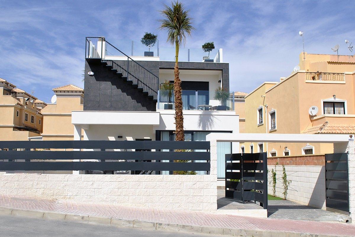 Дом в Ориуэла Коста, Испания, 200 м2 - фото 12