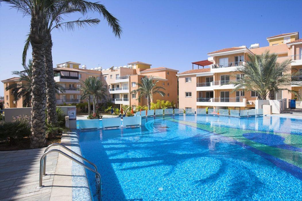 Апартаменты в Пафосе, Кипр, 96.5 м2 - фото 1
