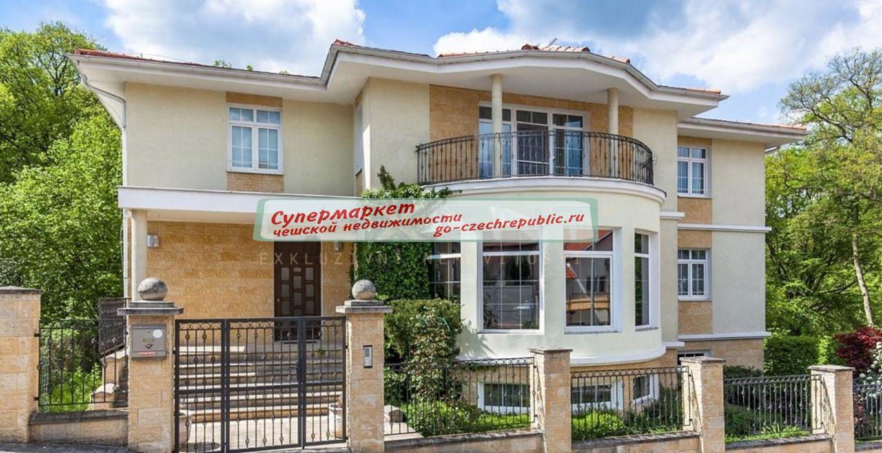 Дом в Праге, Чехия, 557 м2 - фото 1
