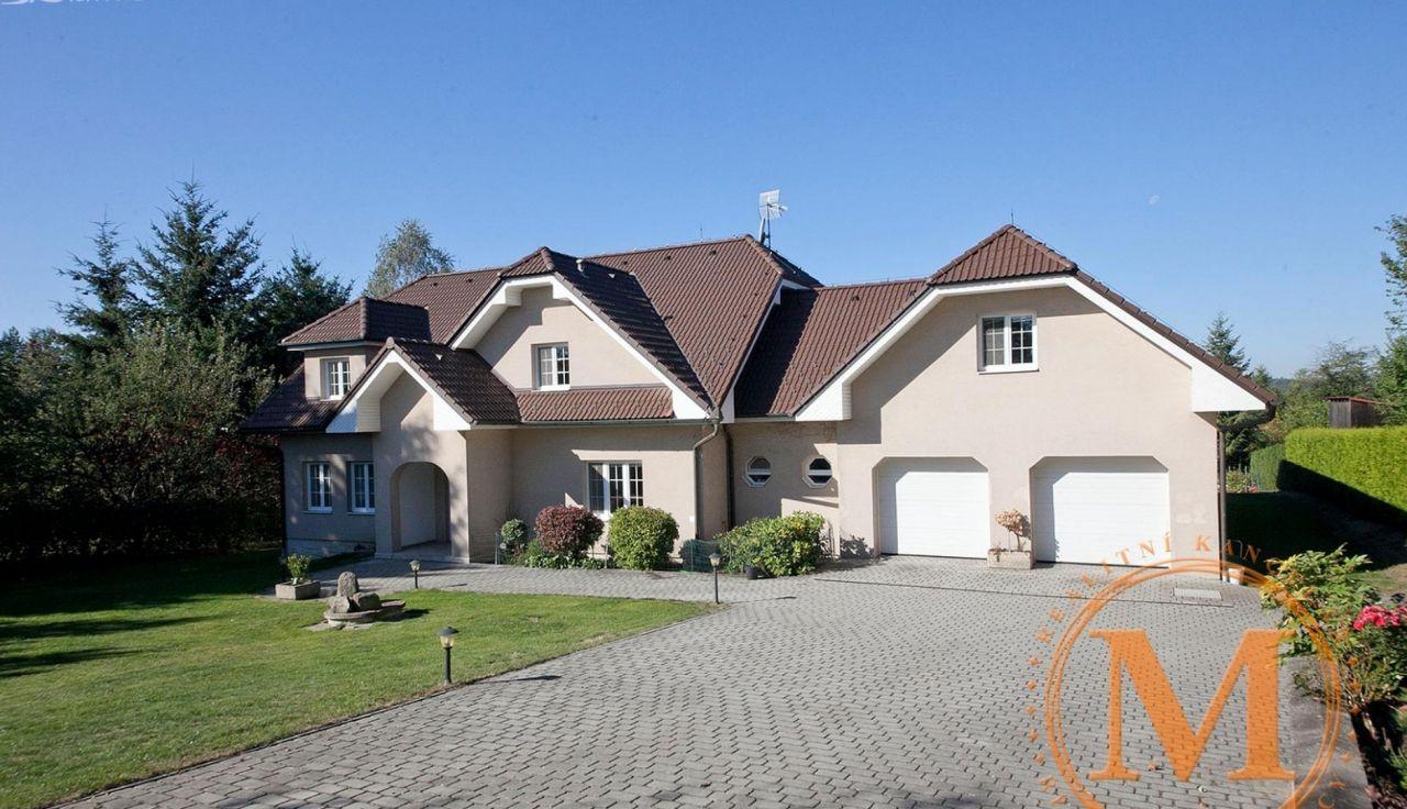Дом в Праге, Чехия, 540 м2 - фото 1