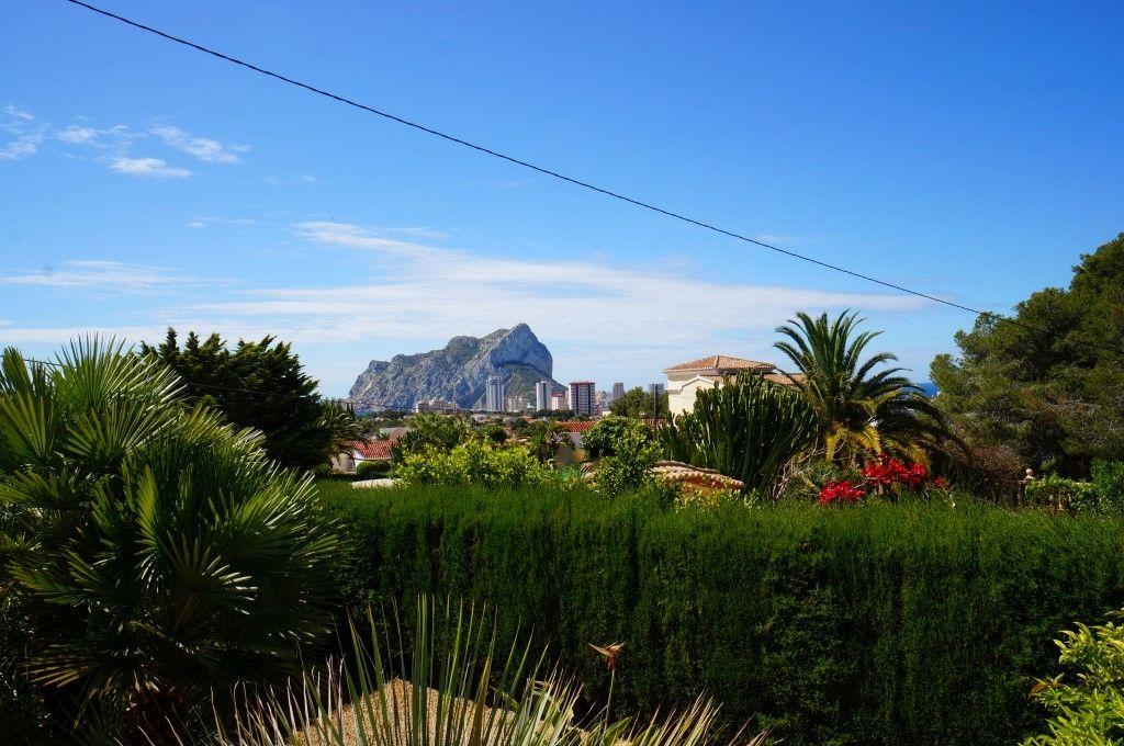 Вилла в Кальпе, Испания, 840 м2 - фото 1