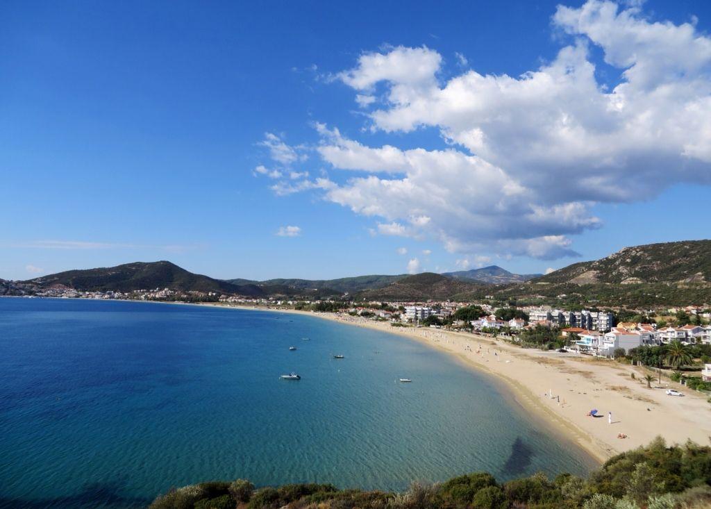Земля в Кавале, Греция, 3700 м2 - фото 1