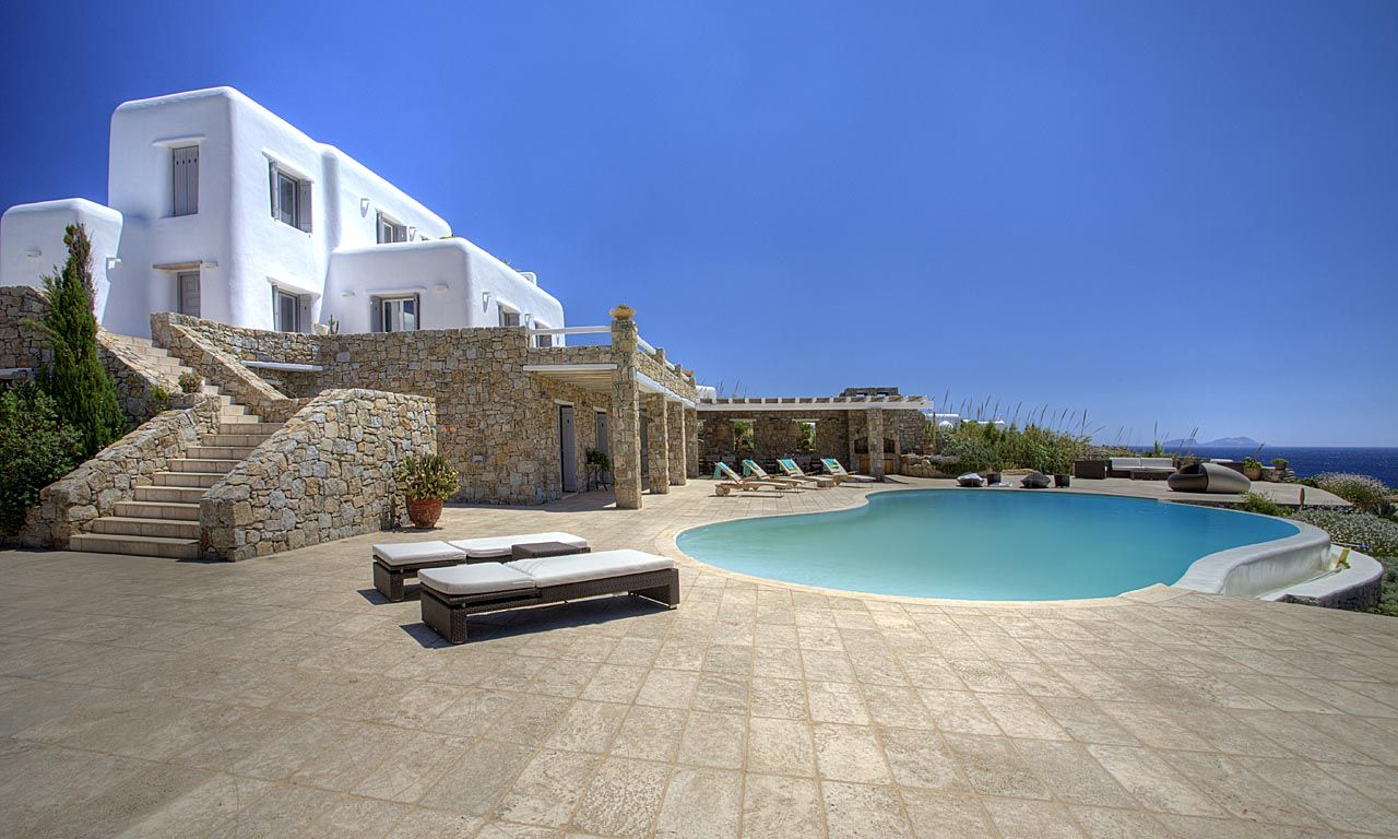 Вилла на Миконосе, Греция - фото 1