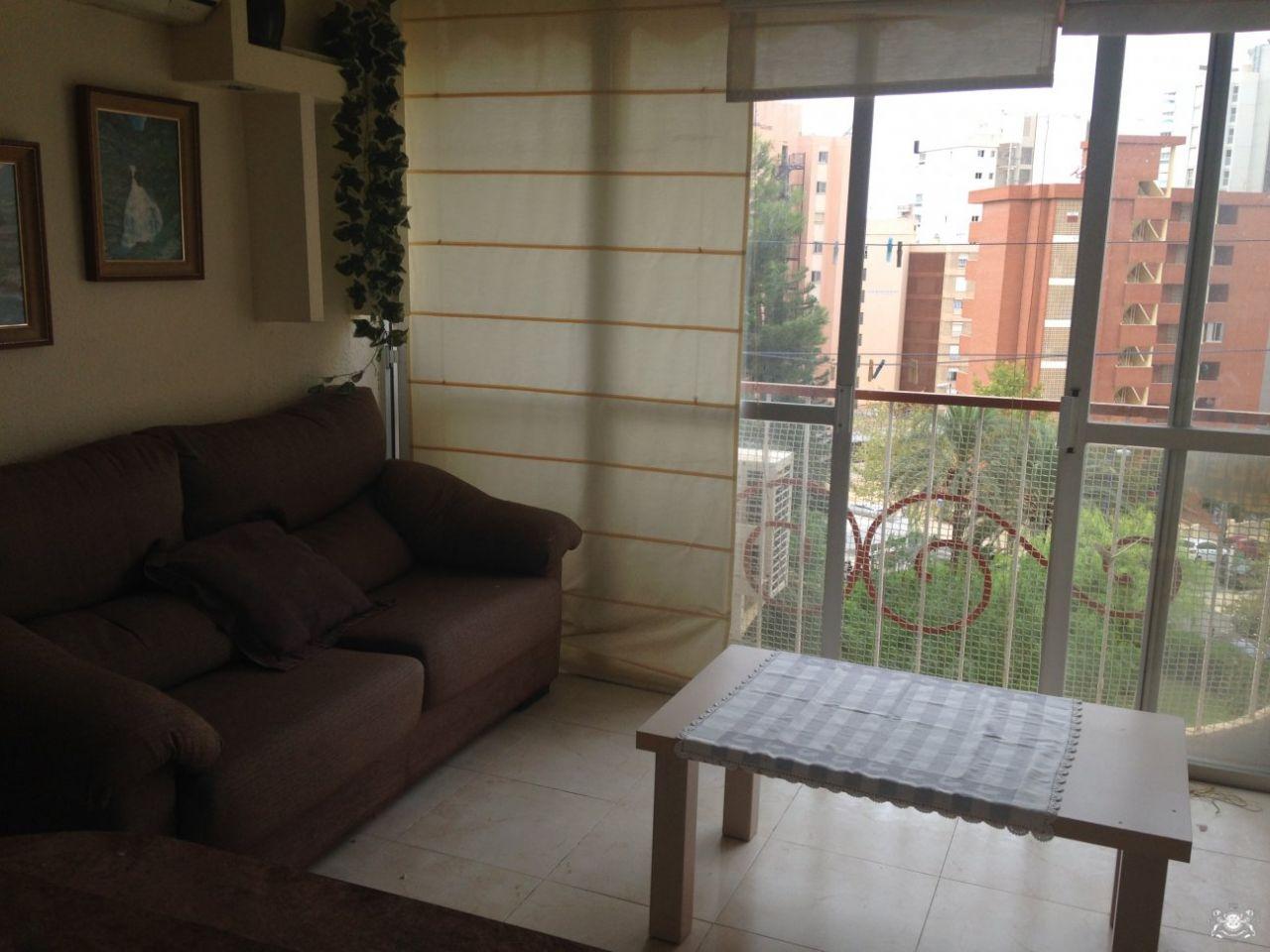 Квартира в Бенидорме, Испания, 45 м2 - фото 1
