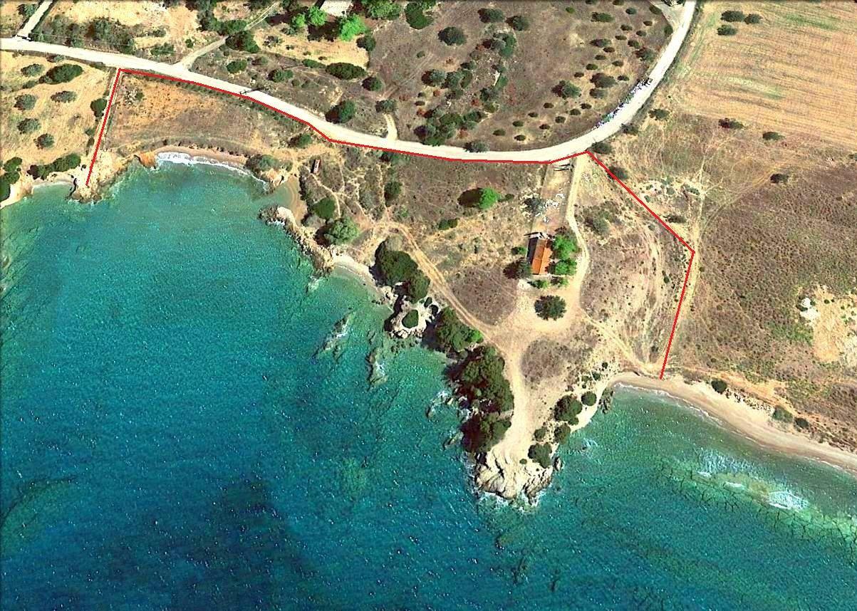 Земля в Порто-Хели, Греция, 80 м2 - фото 1